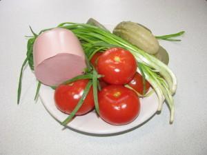 Пошаговое фото приготовления горячих бутербродов: