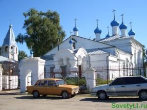 собор Пресвятой Богородицы с.Рожново Нижегородская обл.