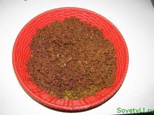 фото дробленые сосновые шишки