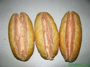 булочки для чизбургера