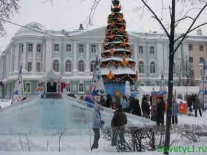 Зимние каникулы с детьми