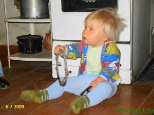 Оградим малыша от травм