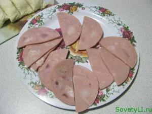 колбаса для начинки