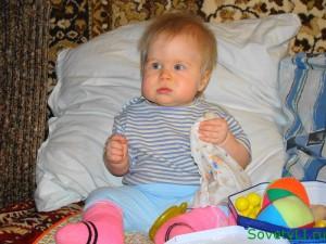 Как лечить простуду у ребенка