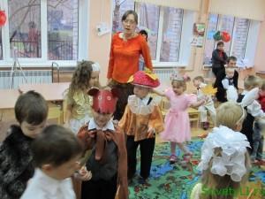 """Карнавальный костюм на """"Праздник осени"""""""
