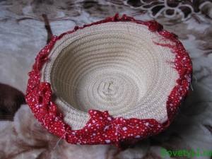 Шляпка гриба мухомора - пошаговое фото работы