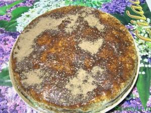 Пирог банановый - приготовление