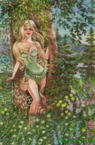 Троица и Семик - зеленые святки