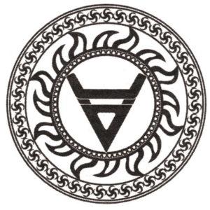 Знак бога Велеса, покровителя торговли