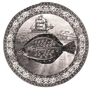 Денежный орнамент-«рыбья чешуя» талисман торговца