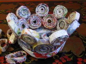 порядок работы изготовления вазочки 3