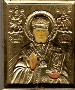 Икона Николя Чудотворца
